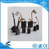 Щетка углерода частей електричюеских инструментов поставщика Китая