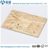 El primer grado el uso de la construcción de madera contrachapada de OSB