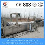 Alimentação de fábrica de aço inoxidável 304 fritadeira de batata com Sistema de Filtro