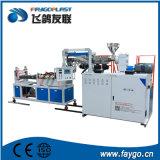 Máquina barata de la protuberancia de la hoja del PVC del precio de China