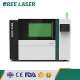 Machine de découpage intelligente diplôméee par UL de laser de fibre de FDA de la CE
