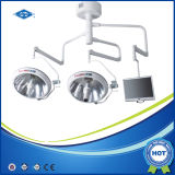 Montado techo lámpara de operación quirúrgica (Zf500)