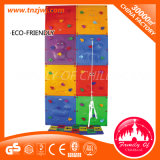Nouveau style Outdoor Toys Rock Climbing Wall Playground pour les tout-petits