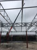 PIRのパネル1845年が付いている熱間圧延の電流を通された鋼鉄鉄骨構造の建物