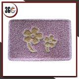 Stuoia di portello popolare di disegno del PVC con la protezione del lattice