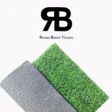 10-15mm calzada decoración alfombra de césped artificial sintético Césped para ajardinar