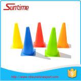 Cône du football de cônes du trafic de formation de sport d'équipement de forme physique, cône de formation, cône du football, cône de marqueur, cône de marqueur du football