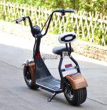 Самокат Harley кокосов города, самокат 2 колес раговорного жанра электрический для взрослых с поглощением удара фронта и задего