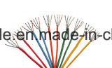 Heißer Verkauf ETL verdoppeln Umhüllung UTP Cat5e LAN-Kabel (PVC+PE)