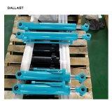 日立または小松またはHyvaシリンダーZx240LC-3バケツまたはブームまたはアームシリンダーのための小型掘削機の水圧シリンダ
