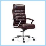 Kundenspezifisches ledernes Büro-Stuhl-Bedingungs-Stuhl-vollziehendbüro