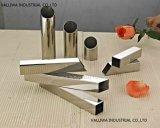 Matériau de construction avec le tube