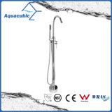 Faucet autônomo popular da cuba do banheiro de Cupc do aço inoxidável (AF6057-2)