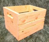 型の無作法な木の記憶の飲み物の箱ボックス木枠
