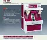단화를 위한 두 배 헤드 Stepless 닦는 기계