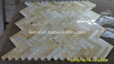 Nuovo mosaico di marmo Herringbone del mosaico, del mattonella di mosaico e