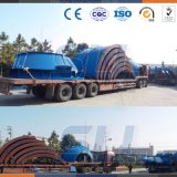 100ton Cement Storage Silo for Dry Mortar Production Line