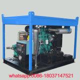 macchina ad alta pressione elettrica di pulizia di strato dell'ossido di rimozione della vernice della ruggine dell'apparecchio a getto di sabbia dell'acqua 500bar