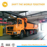 판매를 위한 팁 주는 사람 트럭 Shacman 8X4 40t 덤프 트럭