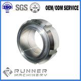 ステンレス鋼の製粉するか、または回るか、または旋盤の機械化の金属部分OEM CNC