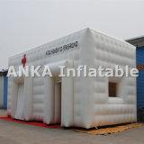 Taille énorme de tente gonflable de cube pour la tente d'événements
