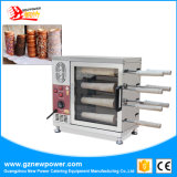 Machine de Kurtos Kalacs/four gâteau de cheminée pour le matériel de restauration