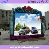 Affichage LED extérieur/intérieur de l'écran du panneau pour la publicité l'usine (P3.91, p4.81, p5.68, p6.25 board)