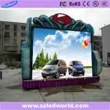 Pantalla LED de exterior/interior de la pantalla del panel para la publicidad de fábrica (P3.91, p4.81, p5.68, p6.25)