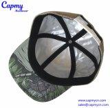 Изготовление шлема крышки Snapback высокого качества