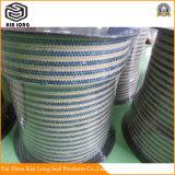 Fibres aramides l'emballage utilisé pour la vapeur surchauffée, solvant, Liquéfié, sirop de vapeur et d'autres facile à meuler fluides.