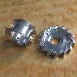 Pezzi meccanici di CNC del getto dei pezzi meccanici di CNC dell'acciaio inossidabile