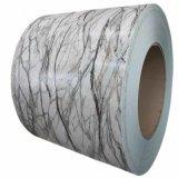 PVDF Prepainted bobina de aço de cor de alumínio