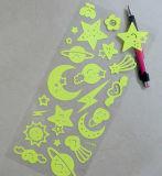 Pvc Glow in The Dark Sticker
