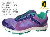 Четыре цвета леди обувь летнего сетка спорта запаса обувь