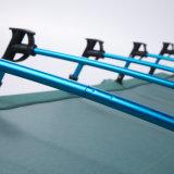 Кровать кроватки EL Indio складная Ultralight компактная ся при 350 Lbs нося Breathable водоустойчивую поверхность кровати, улучшает для низкопробного лагеря, Hiking и охотиться