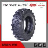 サイズ12.5/80-18の中国の製造者の上の信頼の産業タイヤ