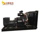 Générateur de moteur diesel de l'utilisation de la terre 500kVA avec l'engine initiale d'usine de Weichai
