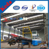 China Hydraulic Sand / Mud Cutter Suction Dredger