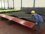 De Vervaardiging van het metaal voor de Workshop van de Structuur van het Staal, Pakhuis, de Hoge Bouw van de Stijging