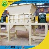 En bois/dur bloquer/déchets solides en plastique/municipaux/défibreur commercial de pneu/mitraille