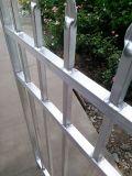 Nuevo diseño Barato cerca de postes de hierro forjado de instrumentos