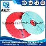 Carro cheio de PTFE anel guia Estrutura fenólica hidráulico a faixa de desgaste