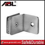 Charnière en verre Ss304/316 d'acier inoxydable d'Abl