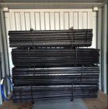 Для тяжелого режима работы 1650мм Австралии Star пикеты/черный битума стальной линейке Post