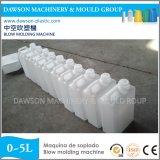 Frasco automático do plástico dos PP do HDPE da máquina de molde do sopro da extrusão