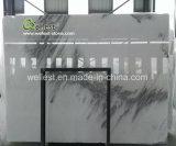 M103 сезона ветер белый и серый мрамор слоя на кухонном столе бар столешниц сверху