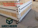 Установка дома контейнера плоского пакета быстро для строительной площадки