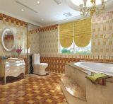 Mattonelle di ceramica della bella stanza da bagno del reticolo per la decorazione