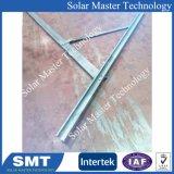 Projets de centrales solaires Solar Pole la masse de la structure de fixation du support solaire