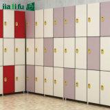 Kabinet van de Schoen van de Kast HPL van Jialifu het Leuke Roze